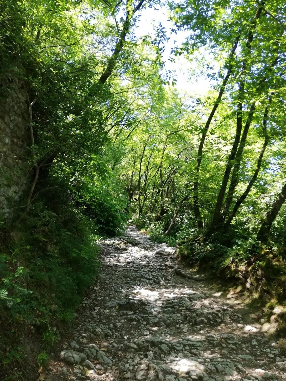 Rocca del Garda trekking