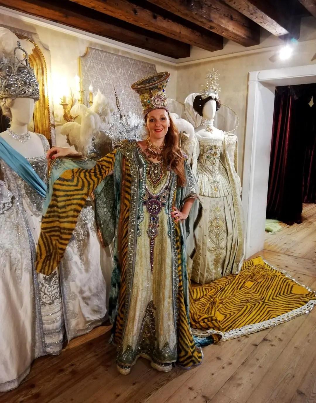 Antonia Sautter costume