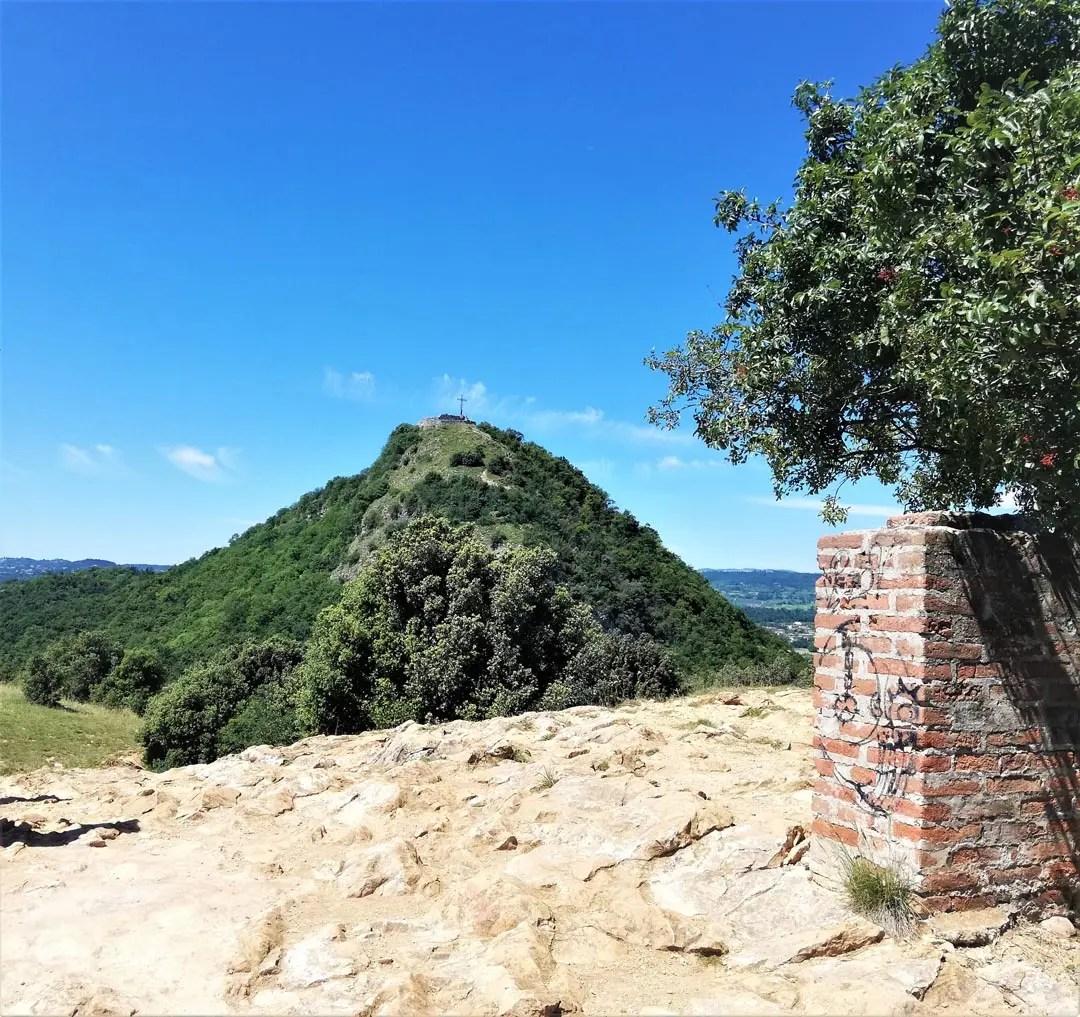 Rocca di Manerba punta sasso