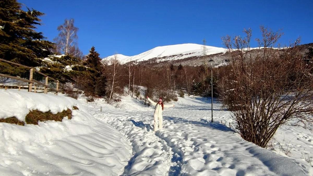 Monte Baldo: cosa fare in inverno tra sci e ciaspolate con vista sul Lago di Garda