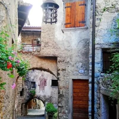Canale di Tenno, il borgo medievale in Trentino Alto Adige