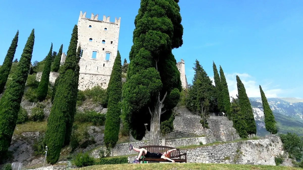 Castello di Arco di Trento: cosa vedere