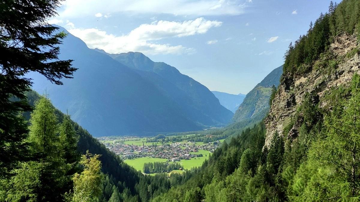 Valle di Ötztal : cosa vedere in estate nel Tirolo austriaco