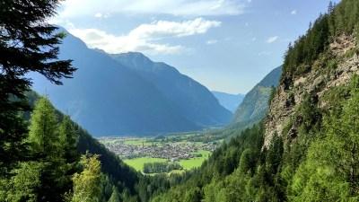 Read more about the article Valle di Ötztal: cosa vedere nel Tirolo austriaco in estate in 4 giorni