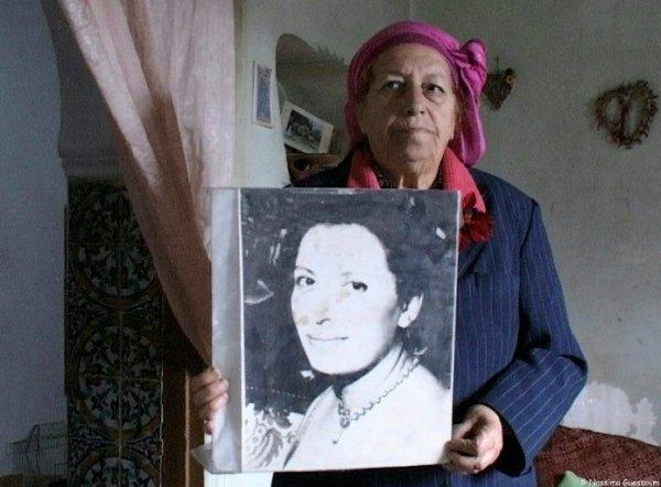 10949 femmes rend hommage à Nassima Hablal héroïne oubliée de la guerre d'Algérie