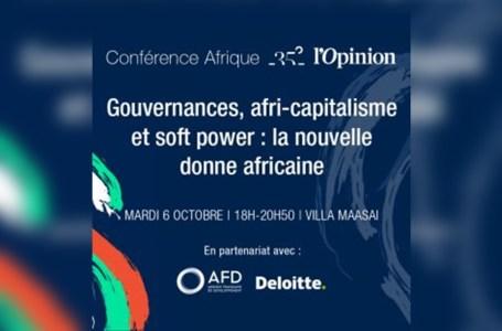 Afrique - « Gouvernances, afri-capitalisme et soft power : la nouvelle donne africaine »