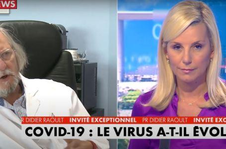 Selon Didier Raoult, un mutant du coronavirus est arrivé par bateau du Maghreb