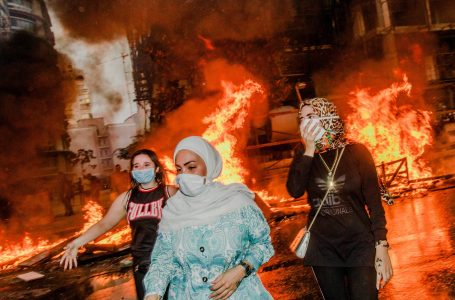 « Paris-Beyrouth », le du 25 au 26 septembre 2020, à l'IMA. Photographie de Myriam Boulos