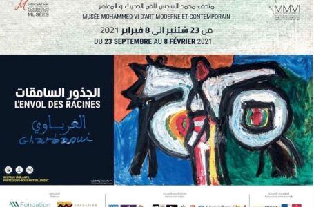 Exposition hommage au peintre marocain disparu Jilali Gharbaoui