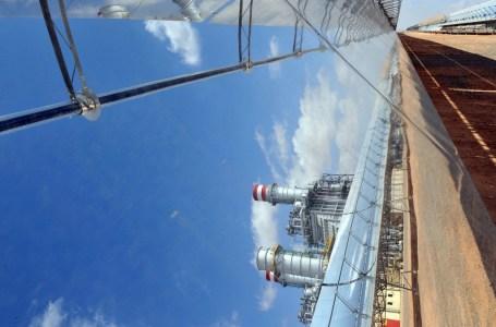 Energies renouvelables / Maroc : Centrale solaire d'Ain Beni Mathar près d'Oujda.