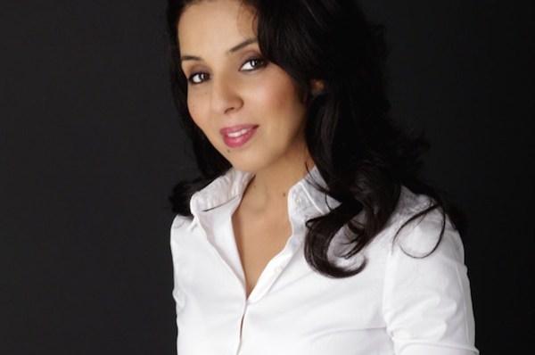 Aïcha Guezzour, fondatrice d'Imnia Oil