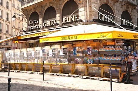 La triste fermeture des Gibert Jeune Place Saint-Michel