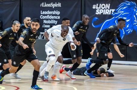Futsal Ligue des Champions : le club d'Asnières (92) défie le Barça sur ses terres