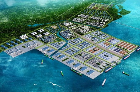 SOGEMAC a remporté le contrat de construction d'un terminal de stockage dans le Parc industriel de Damerjog.