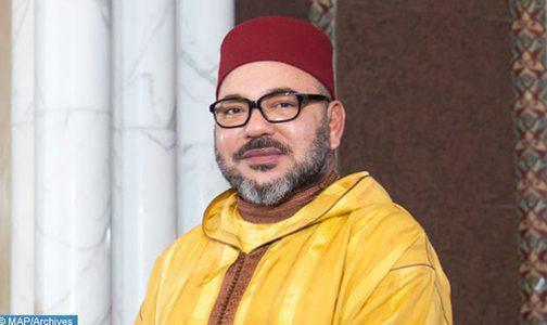 """Le Roi du Maroc lance l'opération de soutien alimentaire """"Ramadan 1442"""""""