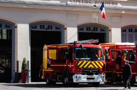 Incendie à la mosquée Arrahma de Nantes