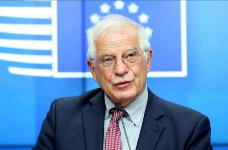 Au nom de l'Union européenne, Josep-Borrell appelle au rétablissement de la stabilité institutionnelle dans les meilleurs délais en Tunisie.