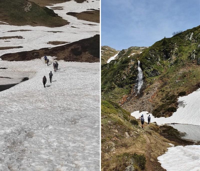 """""""Randonnée PJJ"""" autour du Mont Blanc - Jour 6"""