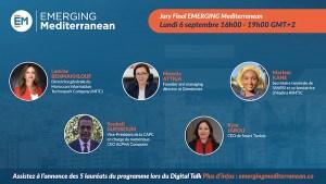 Jury Final d'Emerging Mediterranean 2021