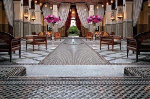 Le Royal Mansour Marrakech meilleur hôtel du monde