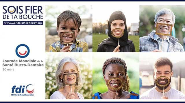 20 Mars : Journée Mondiale de la santé bucco-dentaire
