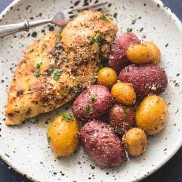 Instant Pot Chicken and Potatoes | Creme De La Crumb