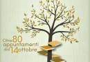 AUTUNNO LETTERARIO A POTENZA: 80 EVENTI