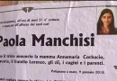 BARI, PAOLA MANCHISI: MORTA DI STENTI IN CASA