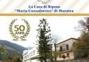 """Insediato nuovo C.d.A. Casa di Riposo """"Maria Consolatrice"""" di Maratea"""