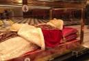 Le spoglie di Giovanni XXIII sono arrivate nella giornata di oggi a Bergamo