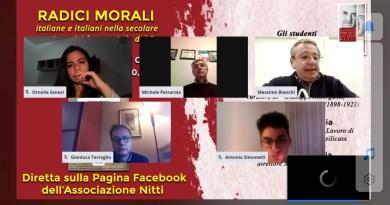 MELFI: GIUSEPPE ALBERGANTI, TRA COERENZA ED ETICA DELLA RESPONSABILITA'