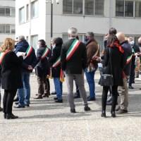 ZONA ROSSA, LA PROTESTA DEI SINDACI