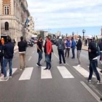 EX ILVA: PROTESTA AVANTI SEDE REGIONE