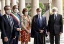 Il Presidente Mattarella alla Statale di Milano e all'aeroporto di Linate