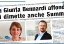 LA GIUNTA BENNARDI AFFONDA SI DIMETTE ANCHE SUMMA