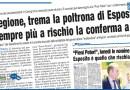 REGIONE, TREMA LA POLTRONA DI ESPOSITO SEMPRE PIÙ A RISCHIO LA CONFERMA A DG