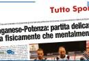 PAGANESE-POTENZA: PARTITA DELICATA SIA FISICAMENTE CHE MENTALMENTE