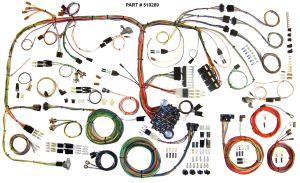 1970  1974 Plymouth Barracuda & Dodge Challenger RestoMod Wiring System