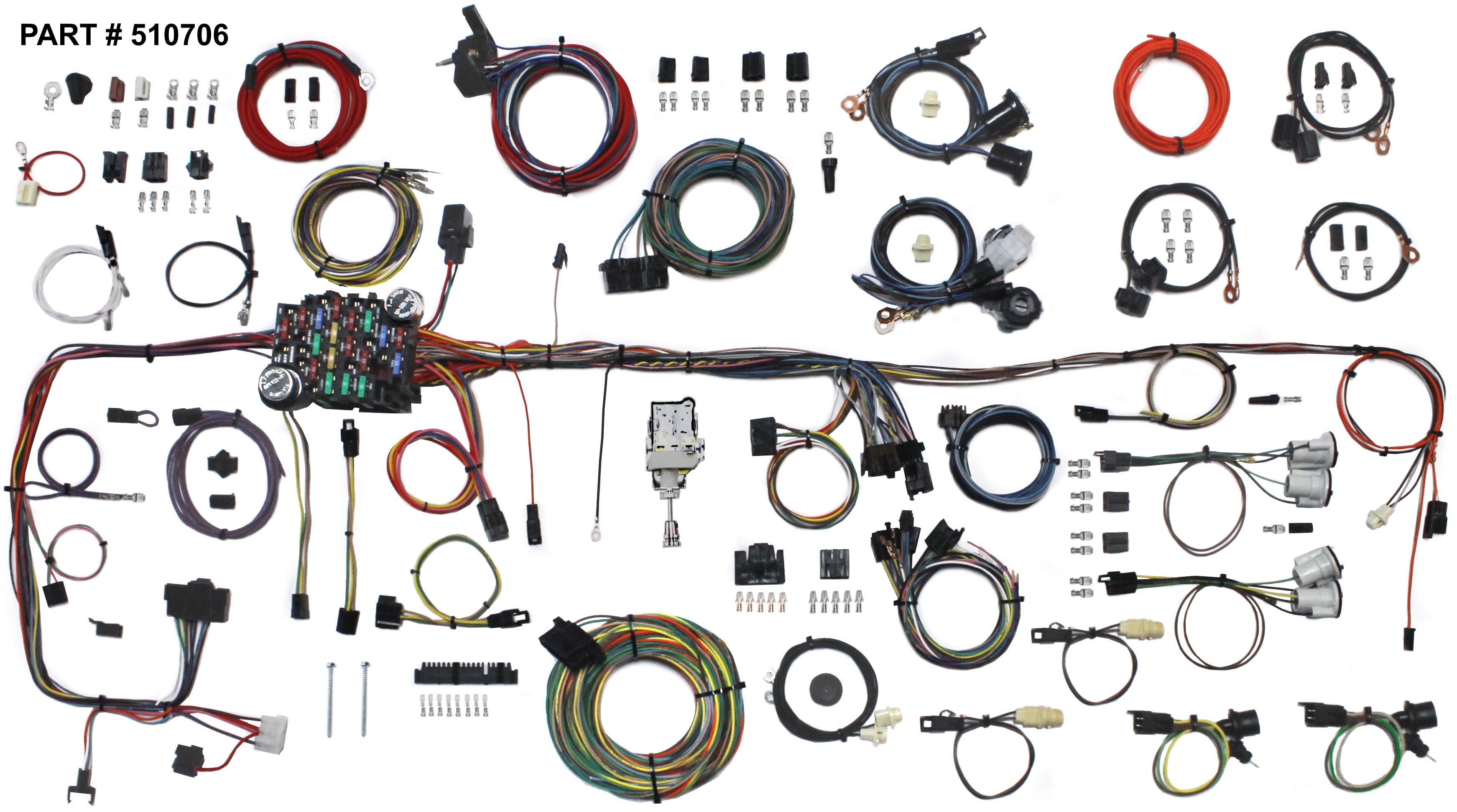 Wiring Harnes Chevy C10
