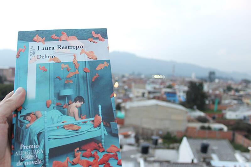 Reseña de la novela Delirio, de Laura Restrepo