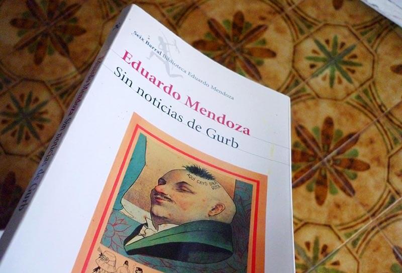 Sin noticias de Gurb en Barcelona, una novela recreativa de Mendoza