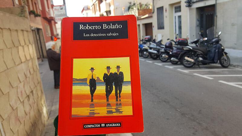Los Detectives Salvajes de Bolaño. Reseña y crónica de lectura