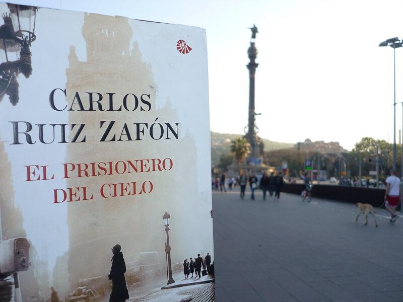El Prisionero del Cielo: una «película» de Carlos Ruíz Zafón