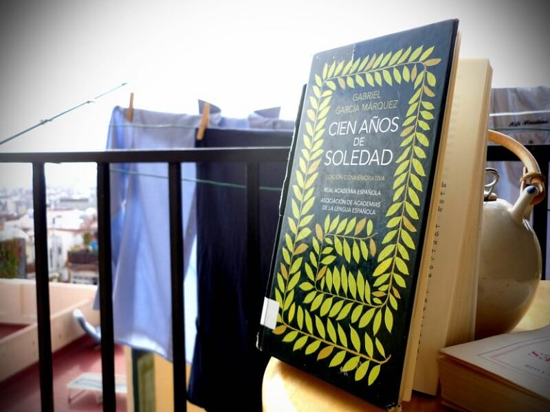 Reseña cien años soledad y Melquíades