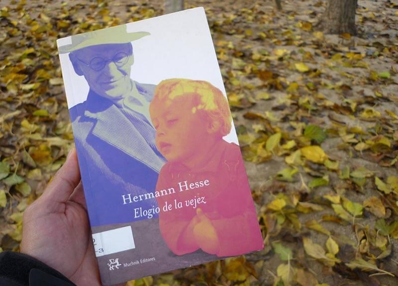 Hermann Hesse: el Elogio a la Vejez y a la memoria