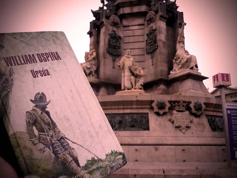 Ursúa de William Ospina : una novela sobre la historia de Colombia