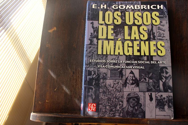 Imágenes en Demanda, sobre el libro Los Usos de Las Imágenes de Gombrich