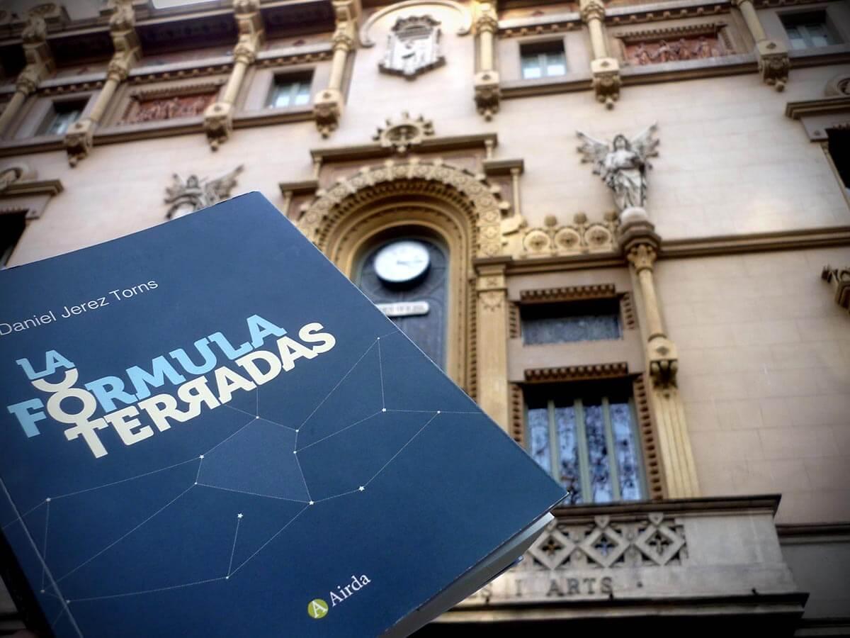 La Fórmula Terradas, comentario a la novela de Daniel Jerez