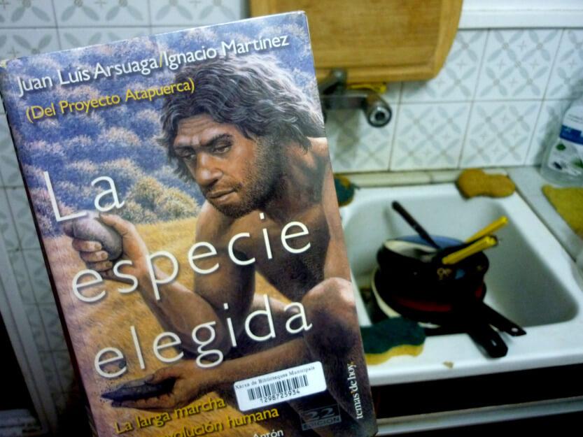 La especie elegida? lectura del libro de Arsuaga y Martínez