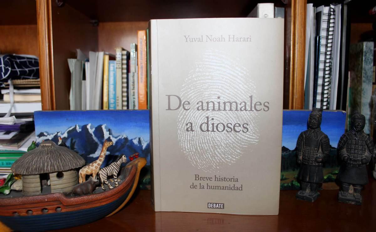 De animales a Dioses: breve historia de la humanidad por Yuval Noah